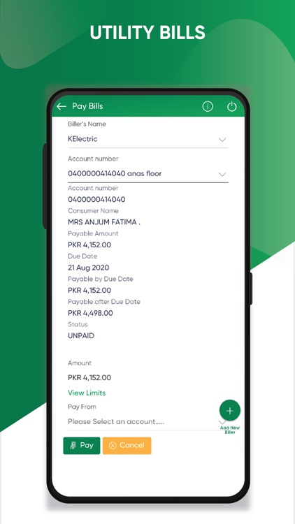 AL Habib Mobile screenshot-4