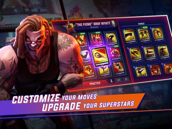 iPad Image of WWE Undefeated