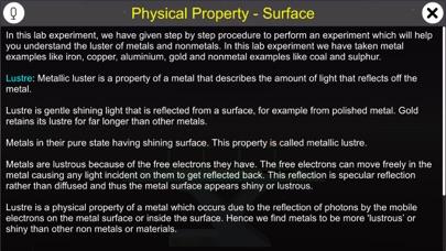 Physical Property - Surface screenshot 1
