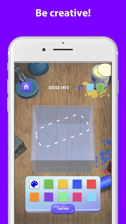 А4 Аквапринт челлендж screenshot-3