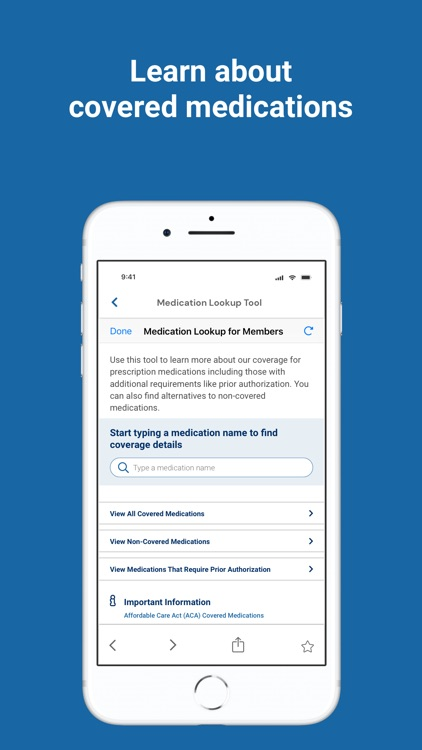 BCBSMA MyBlue Member App screenshot-6