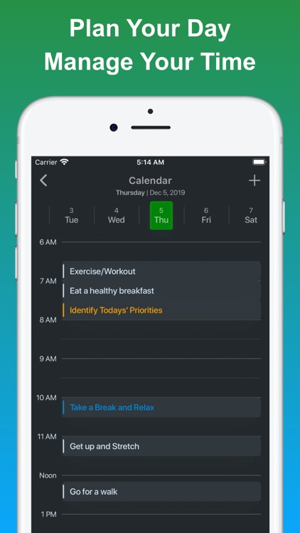 Productivity - Daily Planner screenshot-4