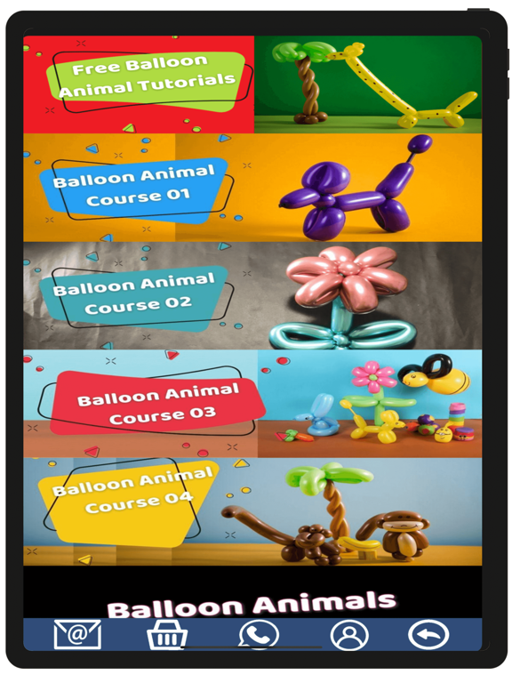 BalloonPlay Balloon Animal App screenshot 7