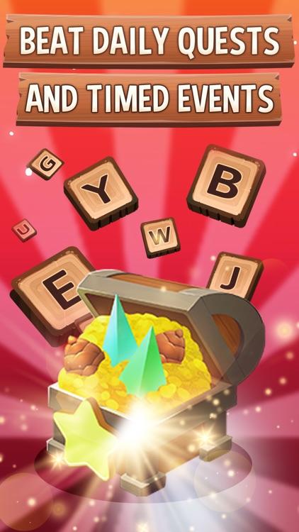Spell Forest - Word Adventure screenshot-4