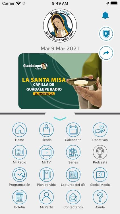 Guadalupe Radio screenshot-3