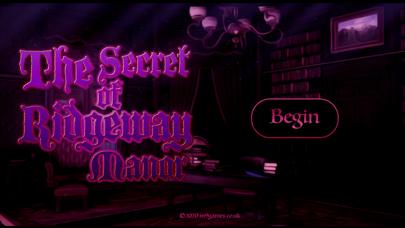 Secret of Ridgeway Manor screenshot 2