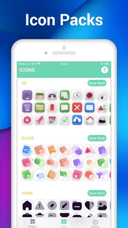Photo Widgets - Color Widgets screenshot-4