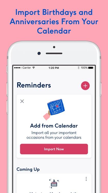 Moonpig: Birthday Card Maker screenshot-4
