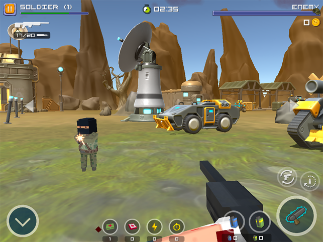 Bhop go - pro shooter, game for IOS