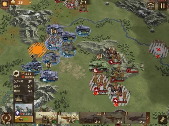 Glory of Generals 3 screenshot 11