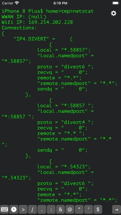 OpenTerm screenshot-3