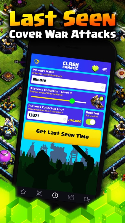 CoC Fanatic: Copy Maps & Base screenshot-4