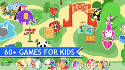 LuLu ZOO Kids Game screenshot 2