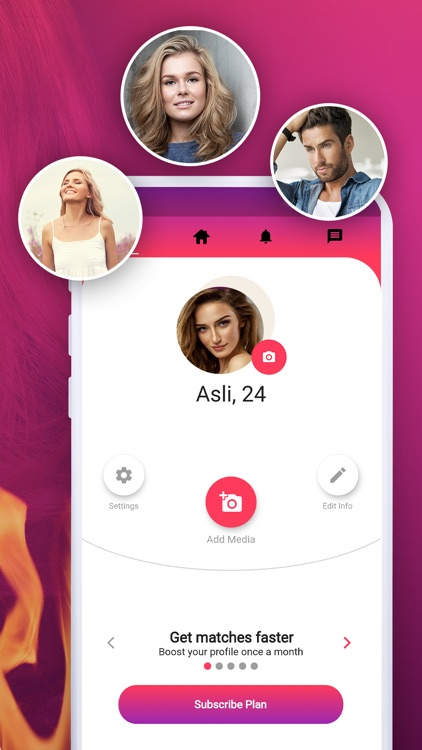 Rosa: Dating, Video Chat