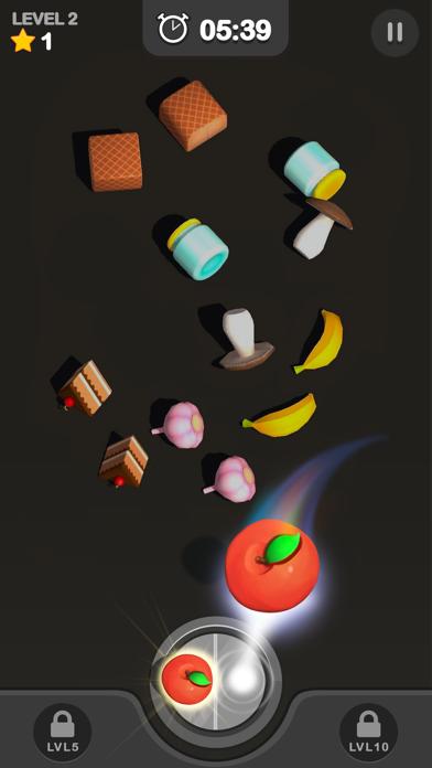 Match 3D - Jeu de puzzle
