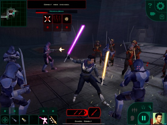 Star Wars™: KOTOR II screenshot 18