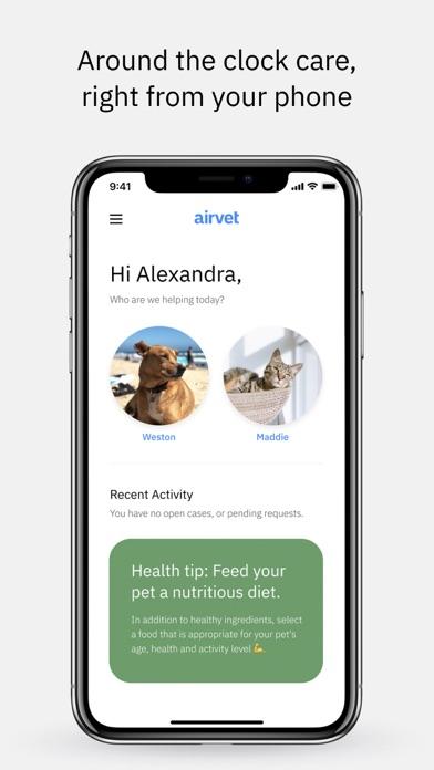 messages.download Airvet: Vet On Demand software