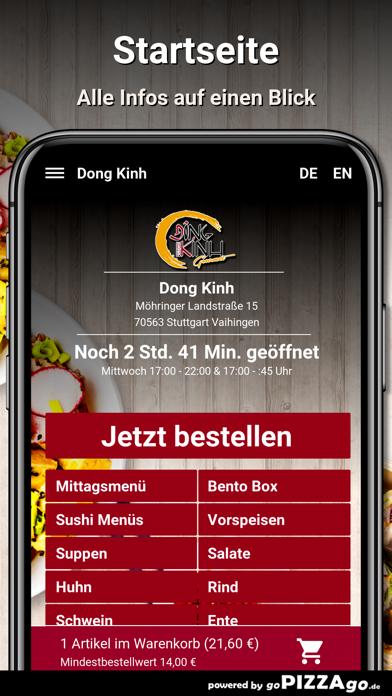 Dong Kinh Stuttgart Vaihingen screenshot 2