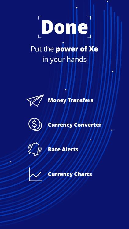 Xe Currency & Money Transfers screenshot-3