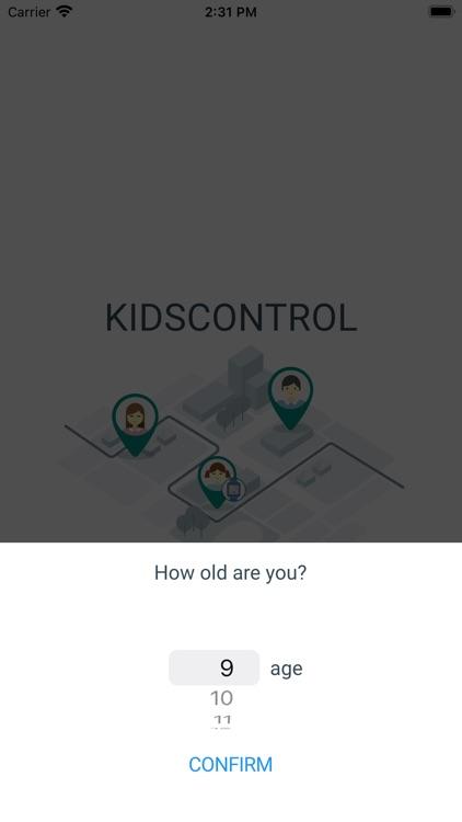 KidsControl. Find my Phone