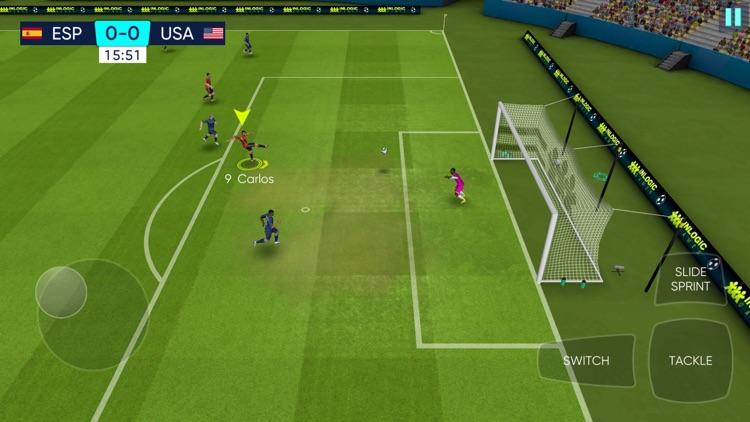 Soccer Cup 2021 screenshot-0
