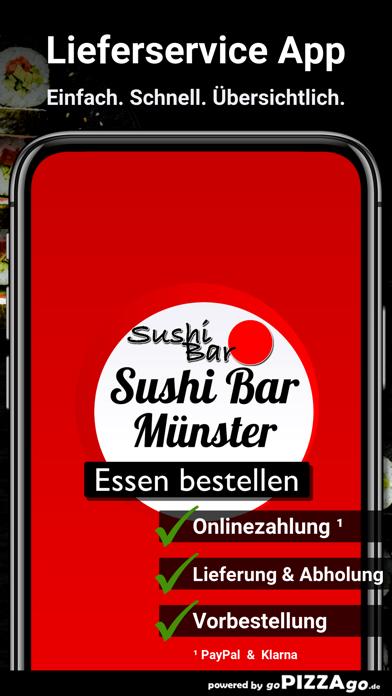 Sushi Bar Münster screenshot 1