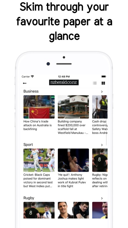 Newsstand NZ New Zealand News