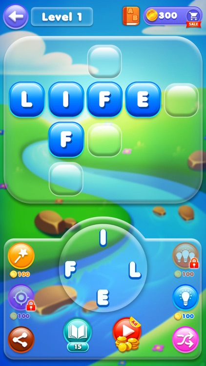 Words Connect – Word Game screenshot-5