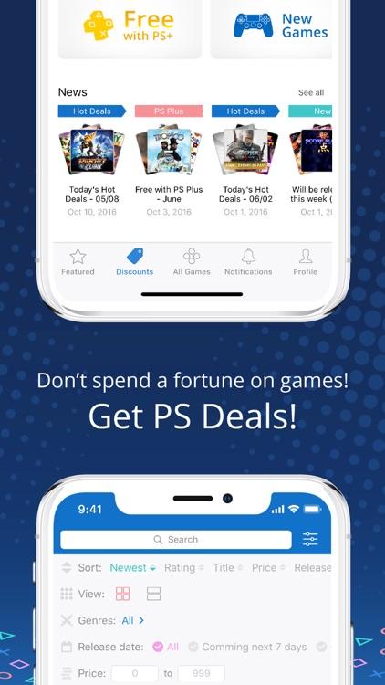 PS Deals screenshot-4