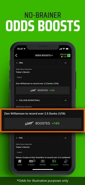 Download draftkings sportsbook app