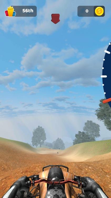 ATV Mountain Race screenshot-4