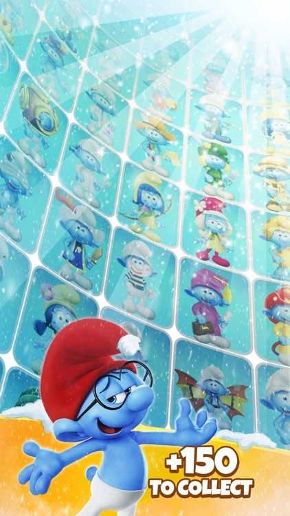Smurfs Bubble Shooter Game