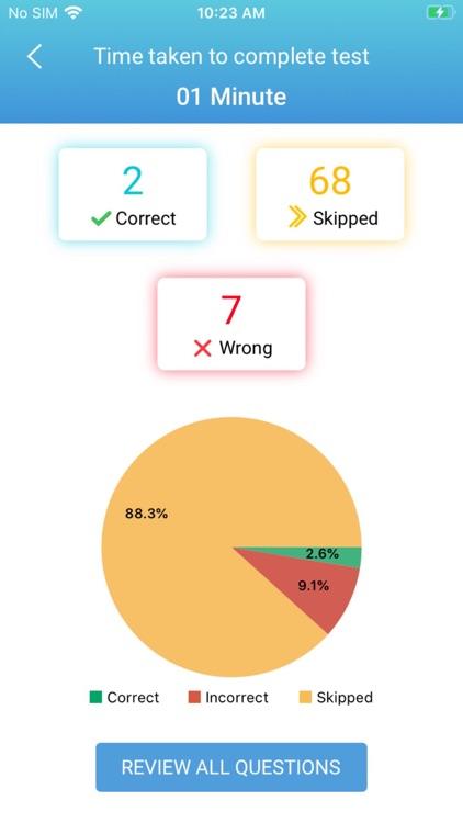 CliffsNotes SAT Test prep screenshot-3
