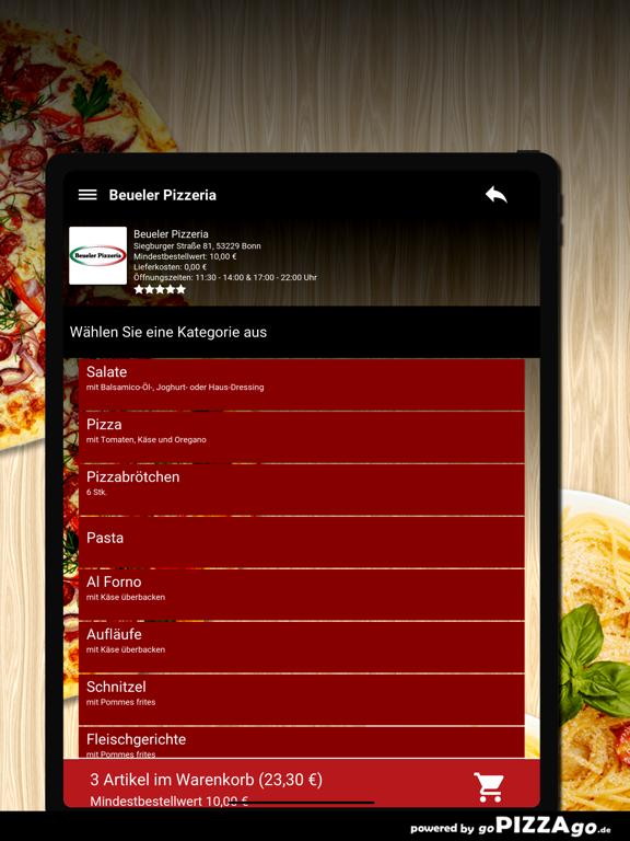 Beueler Pizzeria Bonn screenshot 8