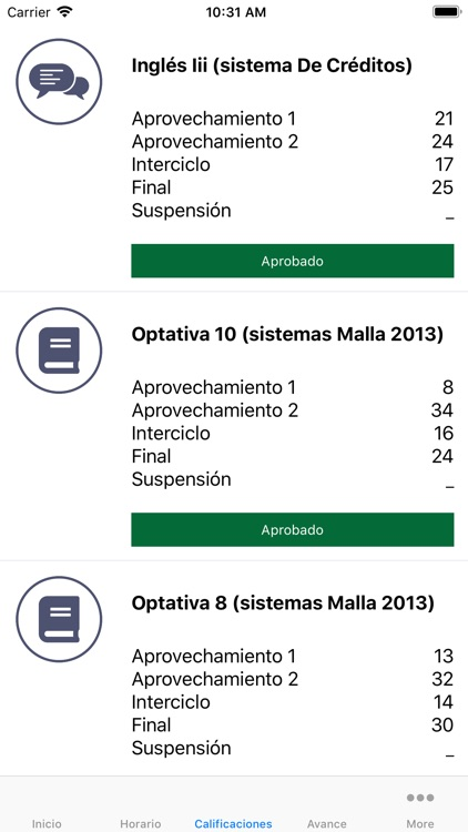 UCuenca Estudiantes screenshot-2