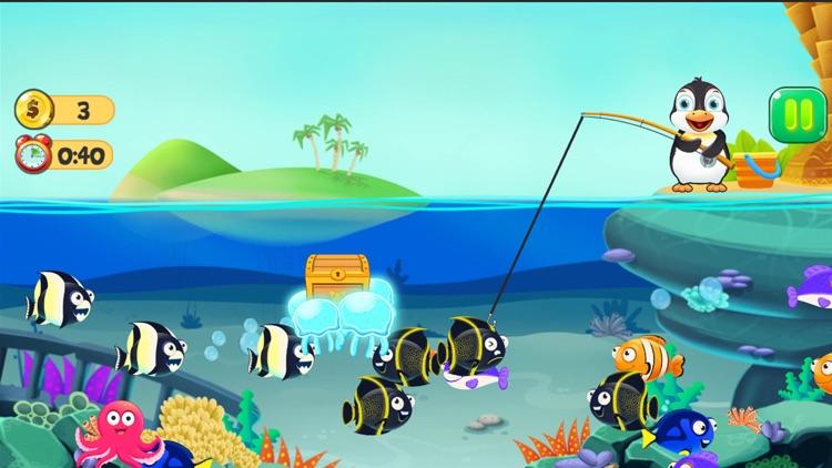 Deep Sea Fishing Mania screenshot-3