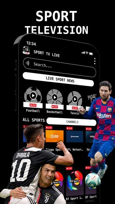 messages.download SPORT TV Live Streaming software
