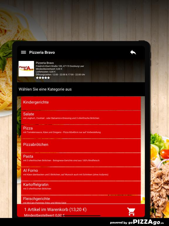 Pizzeria Bravo Duisburg Laar screenshot 8