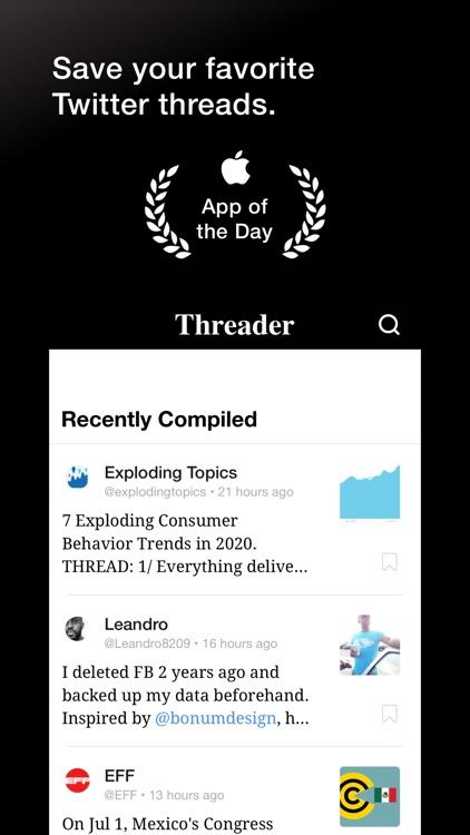 Threader screenshot-0