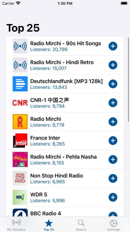 iScan - Radio Streaming