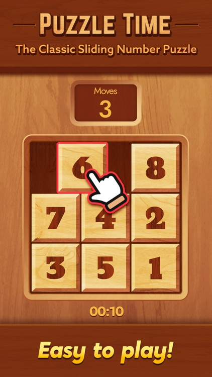 Puzzle Time: Number Puzzles screenshot-5