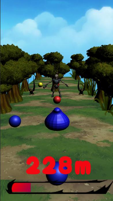 SlimeRunner screenshot 2