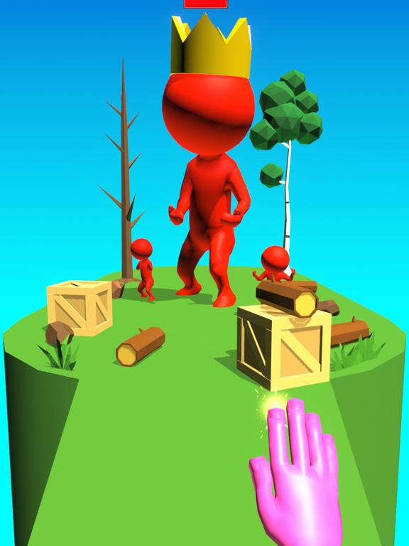 iPad Image of Magic Finger 3D