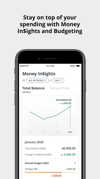 OCBC SG Mobile Banking screenshot-4