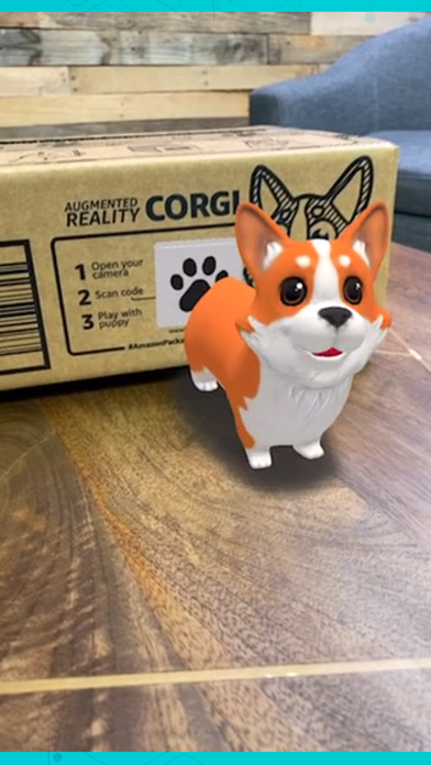 Amazon Augmented Reality screenshot 2