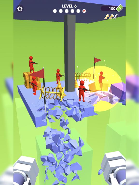 Ground Breaking 3D screenshot 6