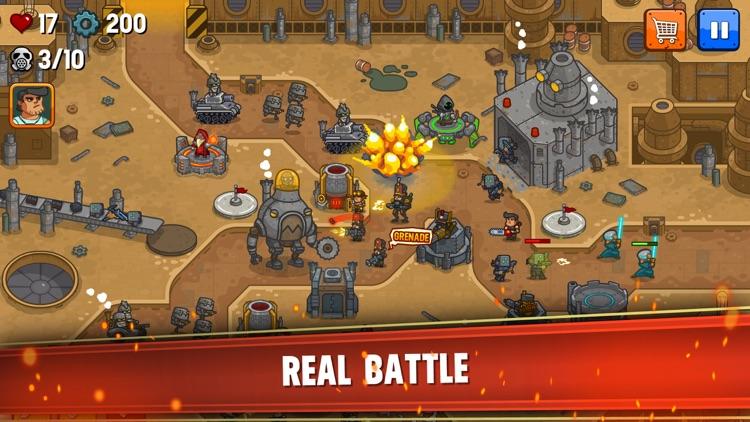Modern Islands Defense screenshot-8
