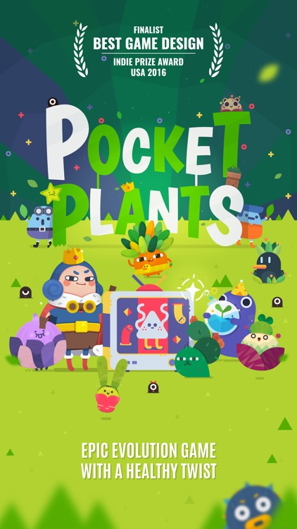 Pocket Plants - Merge Games screenshot-0