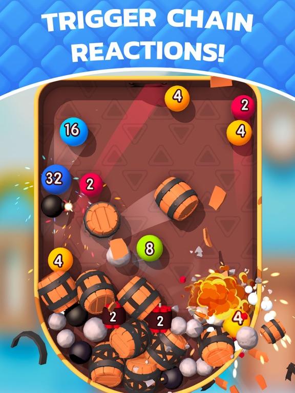 Bubble Buster 2048 screenshot 7
