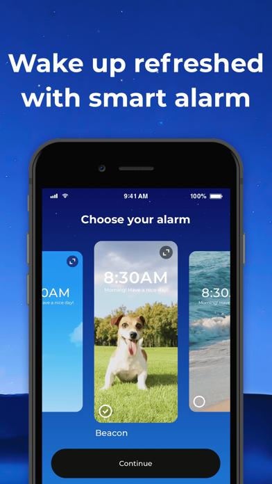 Sleep Sounds, Tracker: ShutEye Screenshot